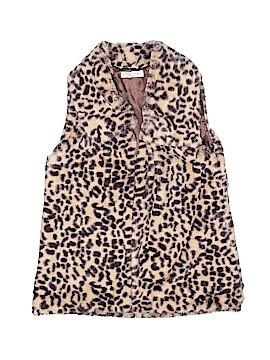 Pinc Premium Faux Fur Vest Size 8