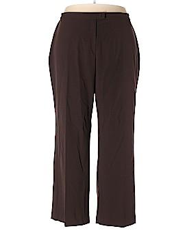 Sag Harbor Casual Pants Size 22 (Plus)