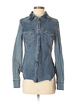 Liberty Garden Denim Jacket Size XS
