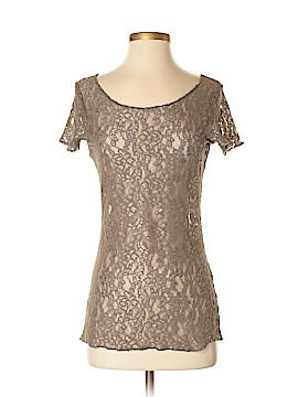 BKE Short Sleeve Blouse Size M
