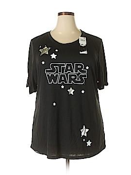 Star Wars Short Sleeve T-Shirt Size 2X (Plus)