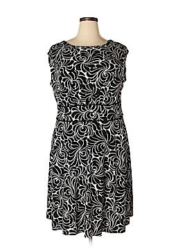 London Times Casual Dress Size 20 (Plus)