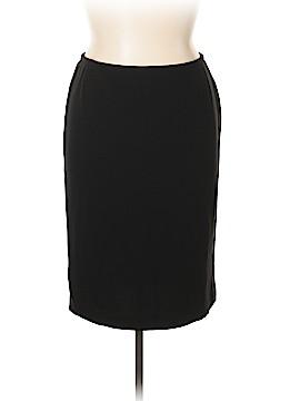 Armani Collezioni Silk Skirt Size 14