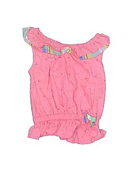 Penny M. Short Sleeve Blouse Size 12 mo