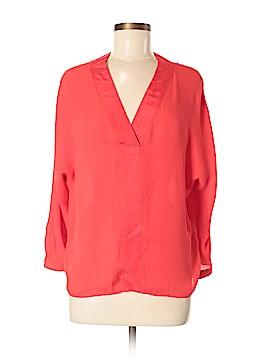 Trouve 3/4 Sleeve Blouse Size M