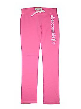 Abercrombie Sweatpants Size X-Large (Kids)