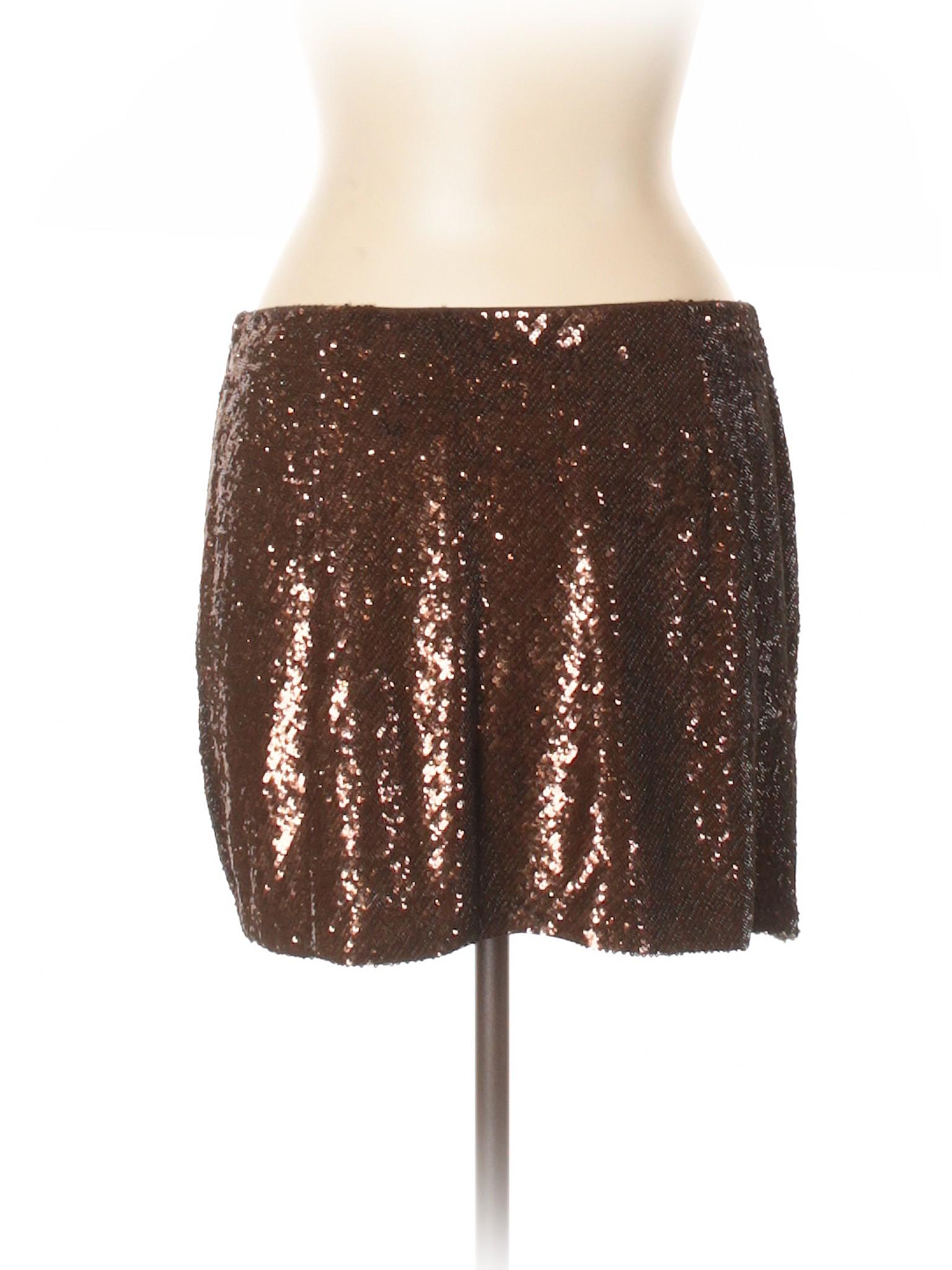 Winter Haute Skirt Leisure Silk Hippie qxfX5w0