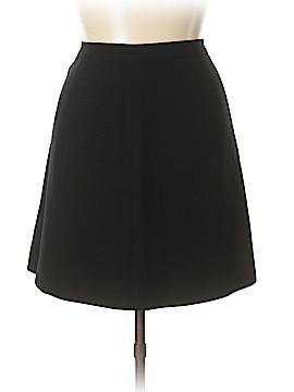 Rena Rowan Wool Skirt Size 16