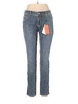 Worn Jeans Jeans Size 8