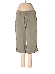 946eda780d9 Tommy Hilfiger 100% Cotton Solid Tan Cargo Pants Size 4 - 83% off ...