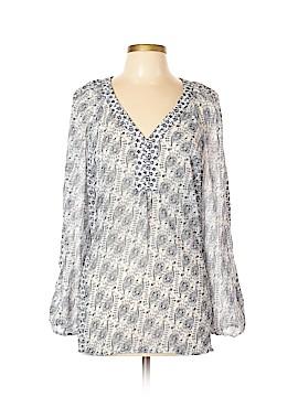 Zac & Rachel 3/4 Sleeve Blouse Size XL