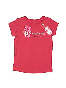 American Girl Short Sleeve T-Shirt Size 7 - 8