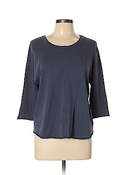 ORGANIC by John Patrick 3/4 Sleeve T-Shirt Size L