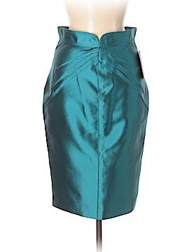 Zac Posen Silk Skirt Size 8