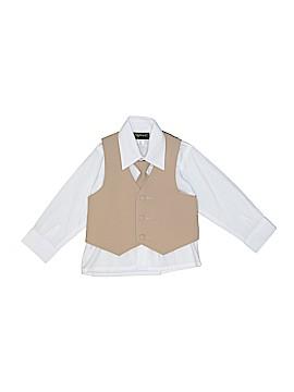 Rafael Tuxedo Vest Size 3T
