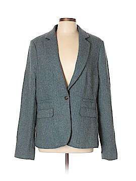 Long Tall Sally Wool Blazer Size 14