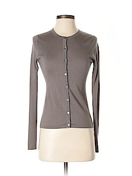 Saks Fifth Avenue Silk Cardigan Size XS