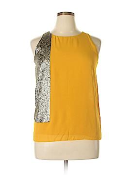 Sachin + Babi Sleeveless Silk Top Size 10