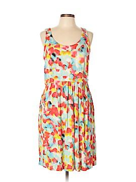 Cynthia by Cynthia Rowley Casual Dress Size L
