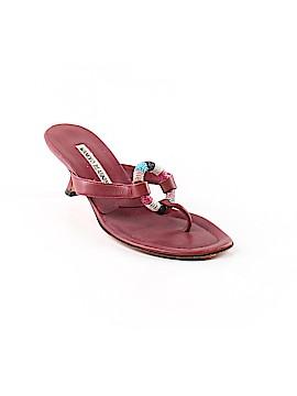 Manolo Blahnik Sandals Size 35.5 (EU)