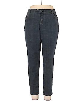 Liz Claiborne Jeans Size 18W (Plus)