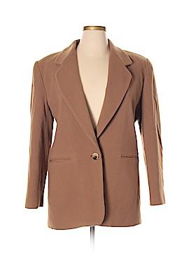 Harve Benard by Benard Holtzman Wool Blazer Size 14