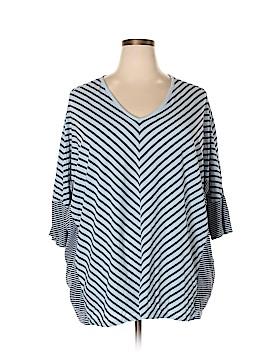 Lane Bryant 3/4 Sleeve T-Shirt Size 26 Plus (7) (Plus)