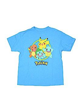 Pokemon Short Sleeve T-Shirt Size 12