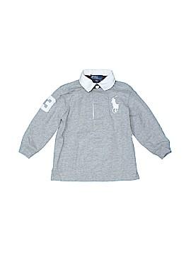 Polo by Ralph Lauren Long Sleeve Button-Down Shirt Size 24 mo