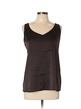 Eileen Fisher Sleeveless Silk Top Size XL