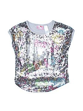 Hello Kitty Short Sleeve Top Size 7 - 8