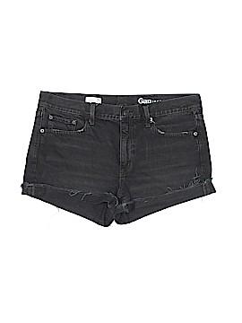 Gap Denim Shorts Size 30 (Plus)