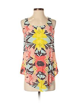 Addison Sleeveless Silk Top Size XS