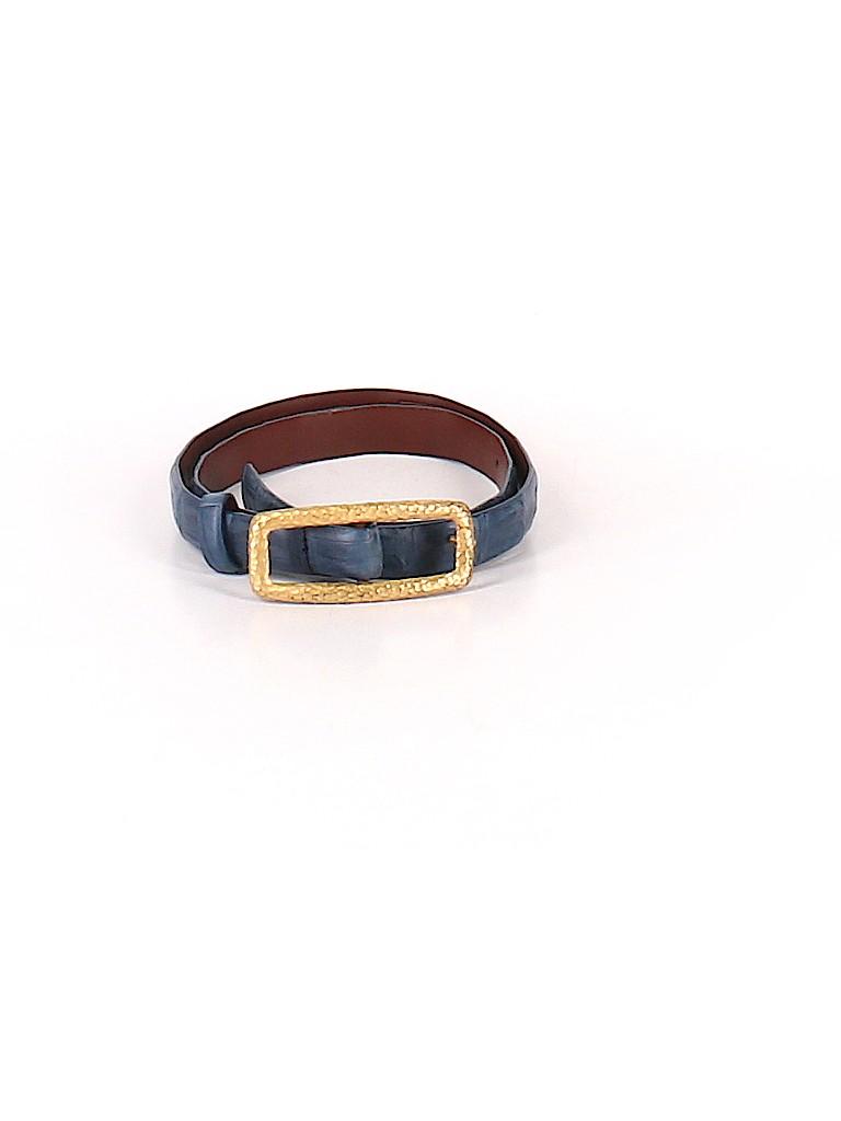 Carlisle Women Leather Belt Size L