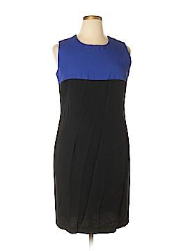 S.L. Fashions Casual Dress Size 16