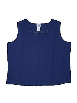 BFA Classics Sleeveless Blouse Size XL