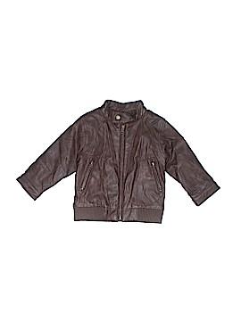 Baby Gap Faux Leather Jacket Size 2