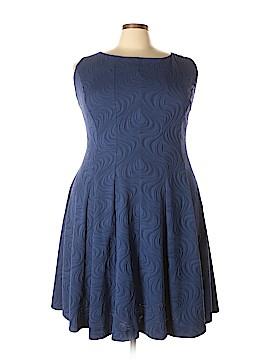J. Taylor Casual Dress Size 22 (Plus)