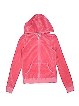 Juicy Couture Zip Up Hoodie Size 12
