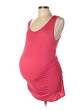 Pink Blush Tank Top Size L (Maternity)