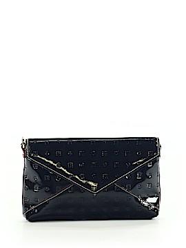 Arcadia Leather Clutch One Size