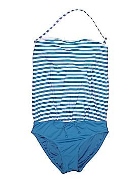 Ann Taylor LOFT One Piece Swimsuit Size 10