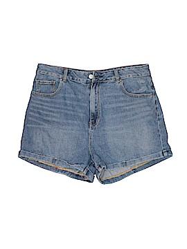 PacSun Denim Shorts Size 32 (Plus)