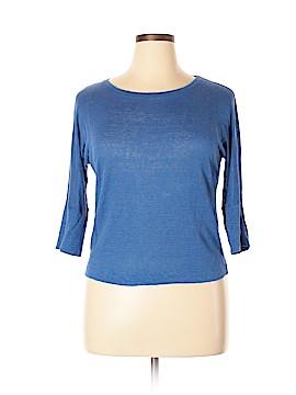 Comptoir des Cotonniers 3/4 Sleeve T-Shirt Size M