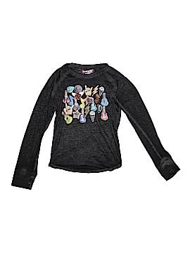 Sparkle Long Sleeve T-Shirt Size 12
