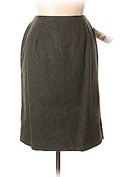 Norton McNaughton Wool Skirt Size 16