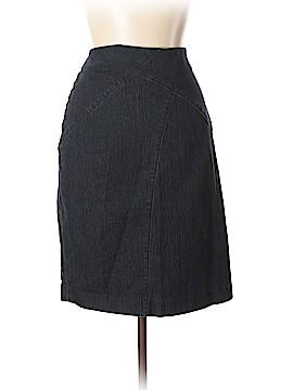 Nicole by Nicole Miller Denim Skirt Size 12