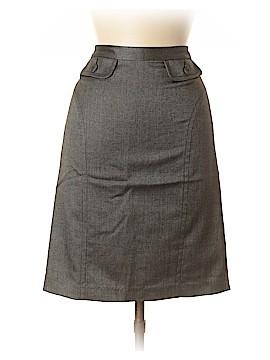 Trina Turk Wool Skirt Size 6