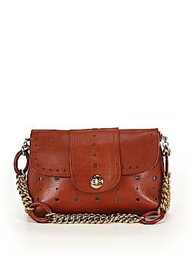 Marc Jacobs Leather Shoulder Bag One Size