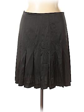 Martin + Osa Silk Skirt Size 16